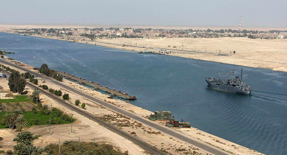 Süveyş kanalı