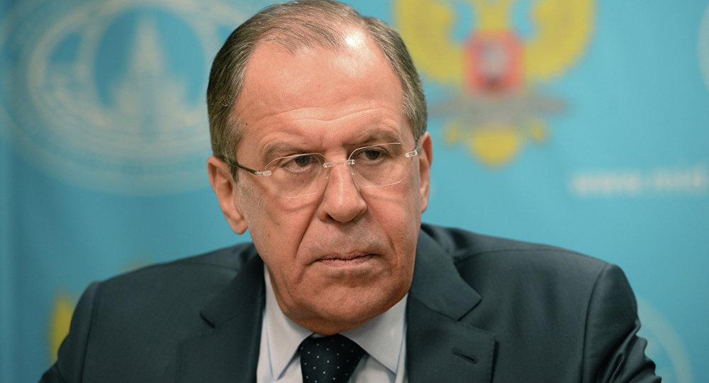 Foreign Minister Sergey Lavrov gives interview to Ekho Moskvy, Govorit Moskva