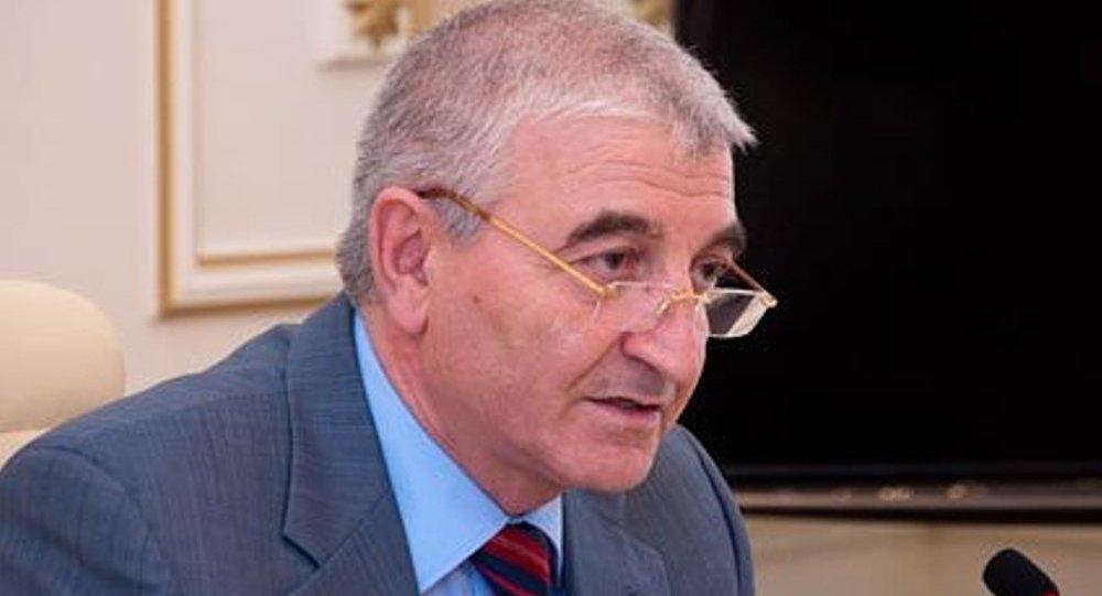 MSK sәdri Mәzahir Pәnahov