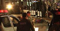 Теракт в Таиланде: полиция оцепила место взрыва бомбы в центре Бангкока