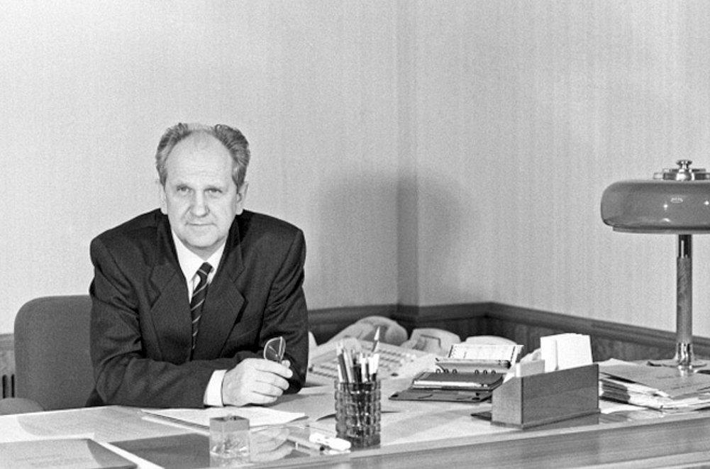 SSRİ daxili işlər naziri Boris Puqo