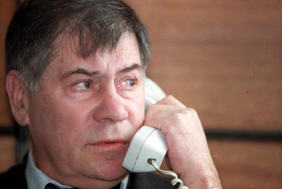 SSRİ DTK sədrinin müavini Leonid Şebarşin
