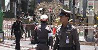 Бангкок после теракта: работа следователей и полиции на месте взрыва