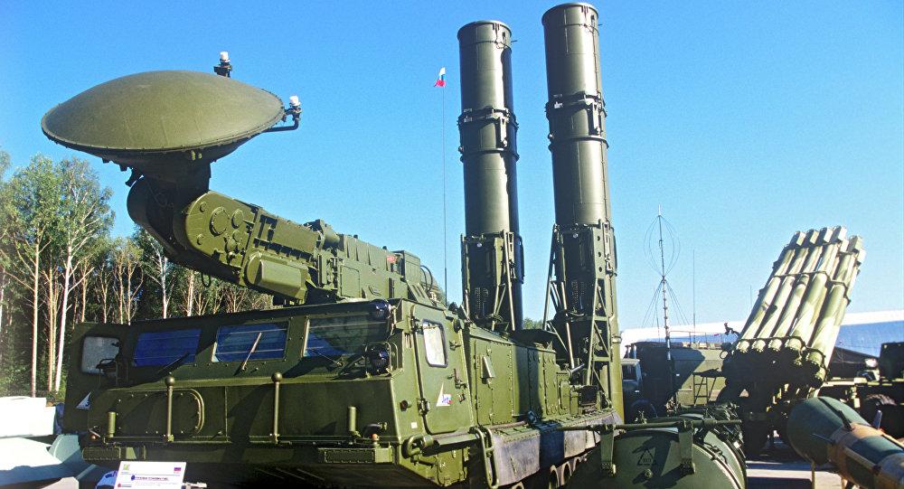S-300 uçaksavar sistemi