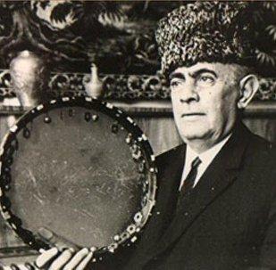 Великий певец Хан Шушинский