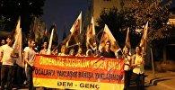 PKK yürüşü