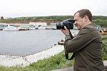 Д.Медведев провел встречу с членами Общественной палаты