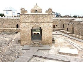 Aтешгях - храм вечного огня