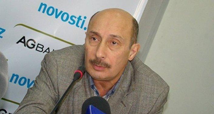 Zərdüşt Əlizadə - politoloq
