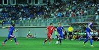 Отборочный матч чемпионата Европы-2016 по футболу между сборными Азербайджана и Хорватии