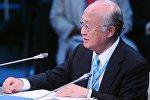 Панельная сессия Развитие атомной энергетики в условиях меняющегося глобального рынка в рамках ПМЭФ 2015