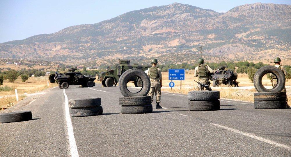PKK əleyhinə əməliyyat