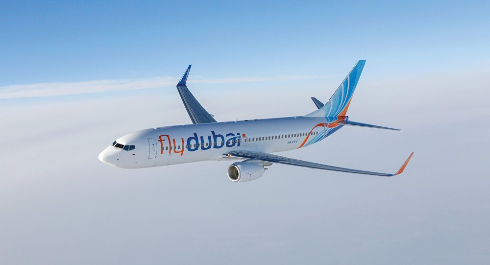flydubai Boeing 737-800 NG