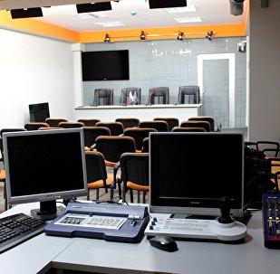 Международный пресс-центр Sputnik в Баку
