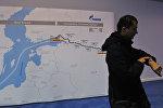 Пуск в эксплуатацию второй ветки газопровода Северный поток