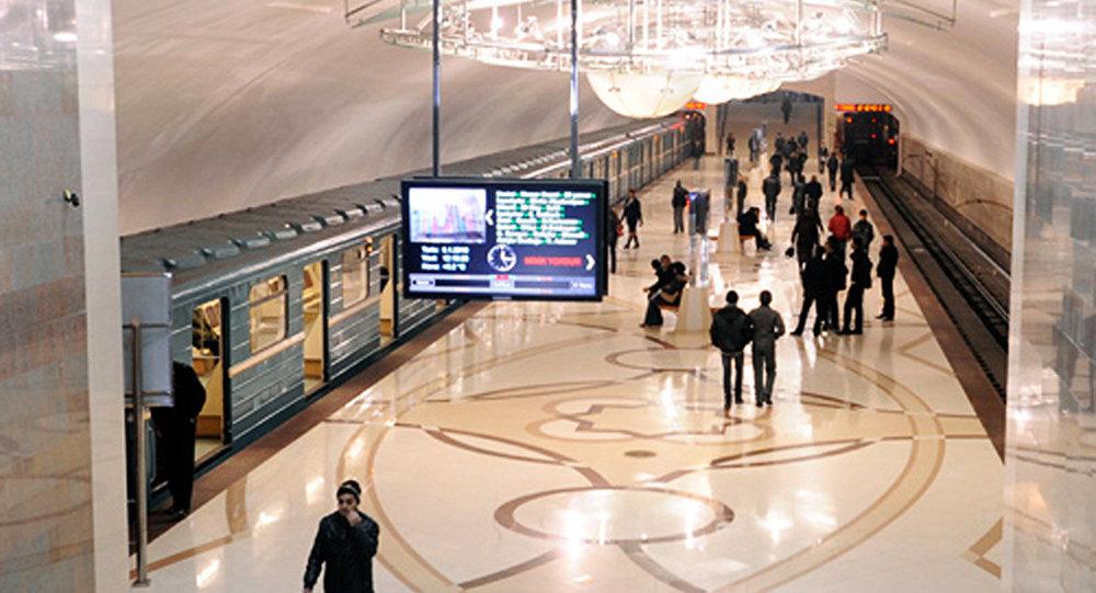 Bakı metrosu - Azadlıq prospekti stansiyası