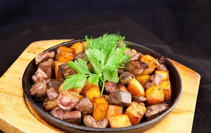 Что приготовить с картошкой и мукой