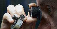 Производство бриллиантов на ПО Кристалл в Смоленске