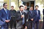Открытие Дома азербайджанской общины в Москве