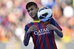Neymar-Braziliyalı futbolçu