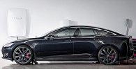 Седан Tesla Model S