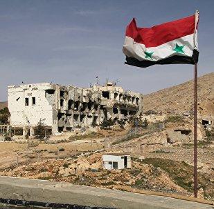 Ситуация в сирийском городе Маалюля