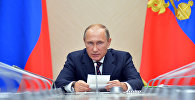 Президент РФ В.Путин провел совещание по развитию микроэлектроники