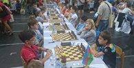 Юношеский чемпионат Европы по шахматам в хорватском городе Пореч