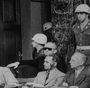 Tarixin mühakiməsi. Nürinberq prosesi. 1945-46-cı illər