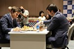 Финальный матч Кубка мира по шахматам в Баку между Петром Свидлером и Сергеем Карякиным.