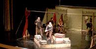 Шекспировский Гамлет на сцене азербайджанского театра