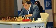 Сергей Карякин победил Петра Свидлера в финал Кубка мира по шахматам в Баку