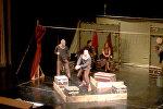 """Şekspirin """"Hamlet""""i Azərbaycan səhnəsində"""