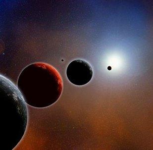 Planetlərin paradı