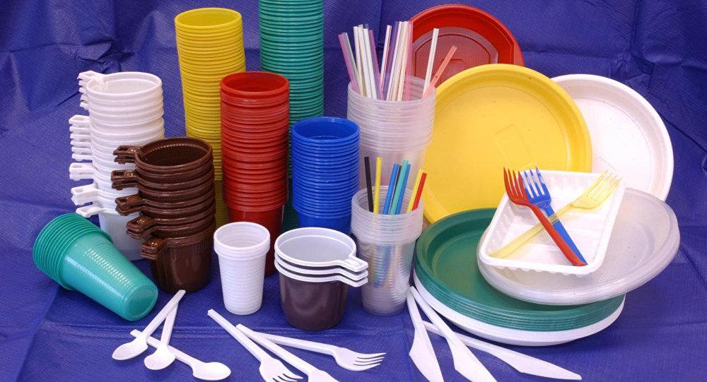 plastik qablar