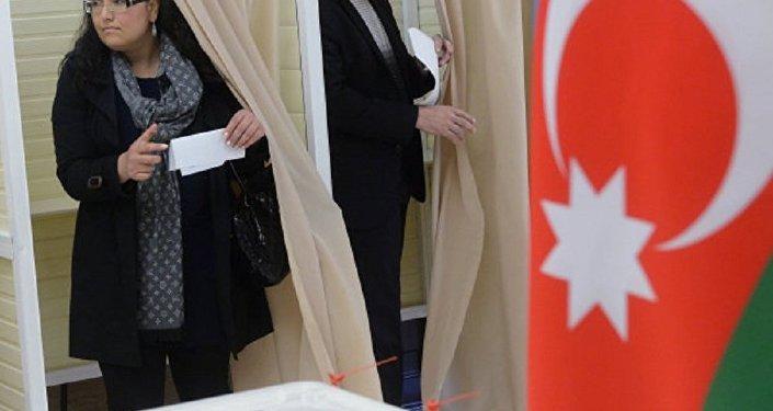 Выборы президента проходят в Азербайджане