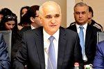 Министр экономики и промышленности Азербайджана Шахин Мустафаев