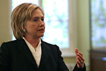 U.S. Secretary of State Hilary Clinton