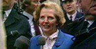 Железная леди Британской политики. Маргарет Тэтчер в архивных кадрах