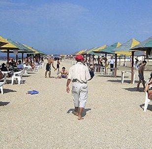 бакинские пляжи