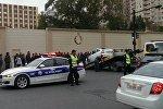 BDU yaxınlığında 6 tələbənin ağır yaralanmasına səbəb olan yol qəzası