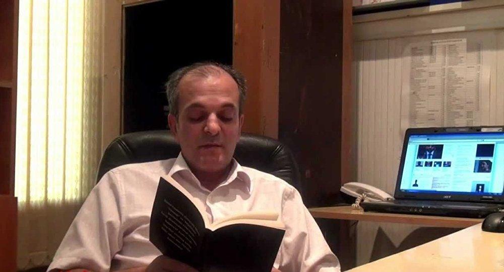 Salam Sarvan - şair