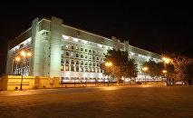 Здание Службы Государственной безопасности Азербайджана, архивное фото