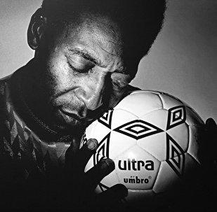 Pelé, New York, NY, 1987