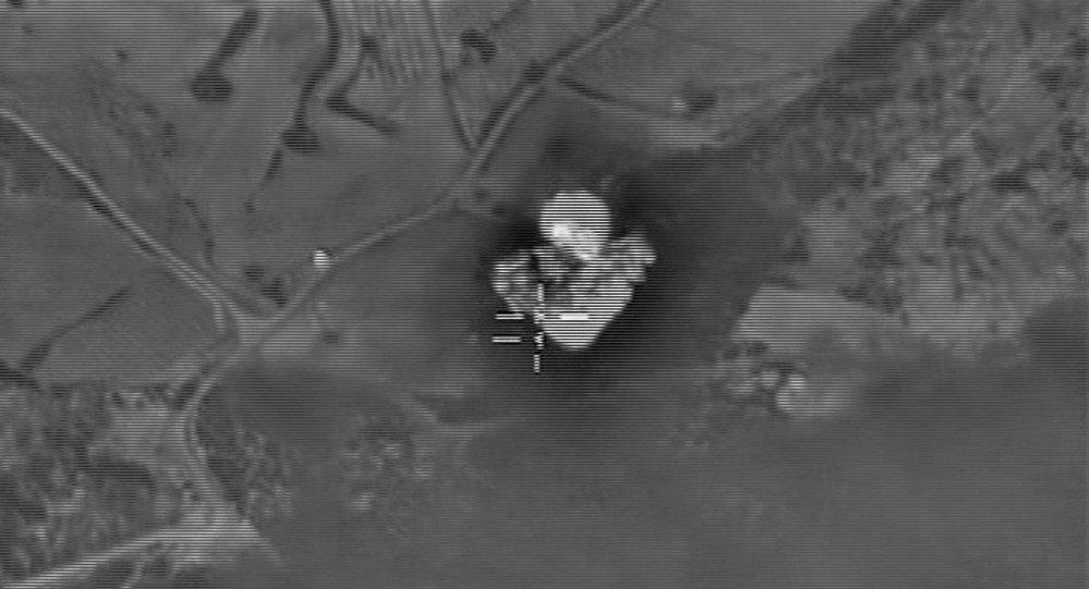 Russische Luftwaffe in Syrien