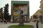 Кинотеатр Азербайджан