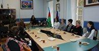 Вечер памяти Муслима Магомаева в Центре азербайджанского языка и культуры при Московском государственном лингвистическом университете