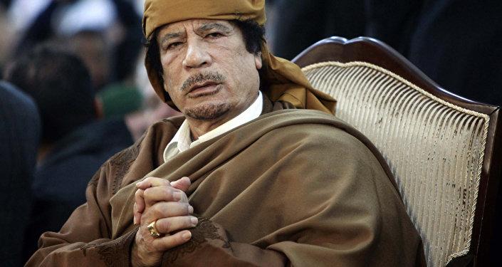 Müəmmar Qəddafi