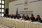 Миссия СНГ положительно оценила выборы в Азербайджане.