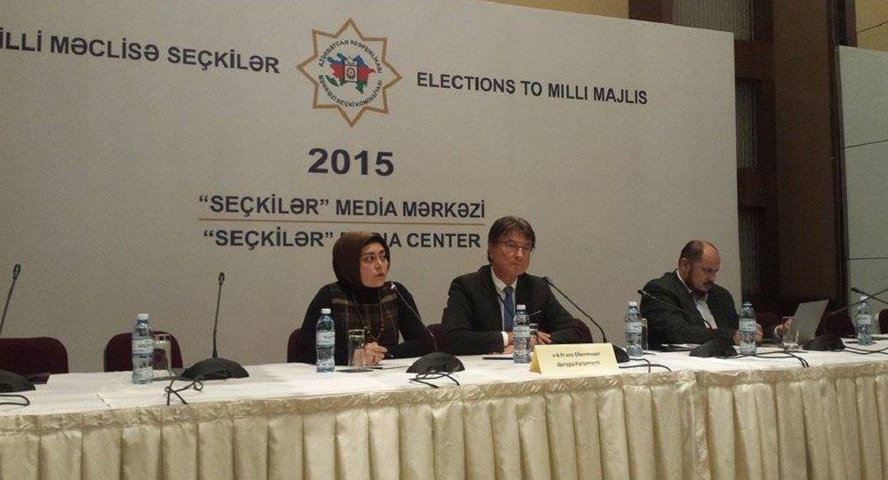 Европарламент: Азербайджан показал пример проведения выборов
